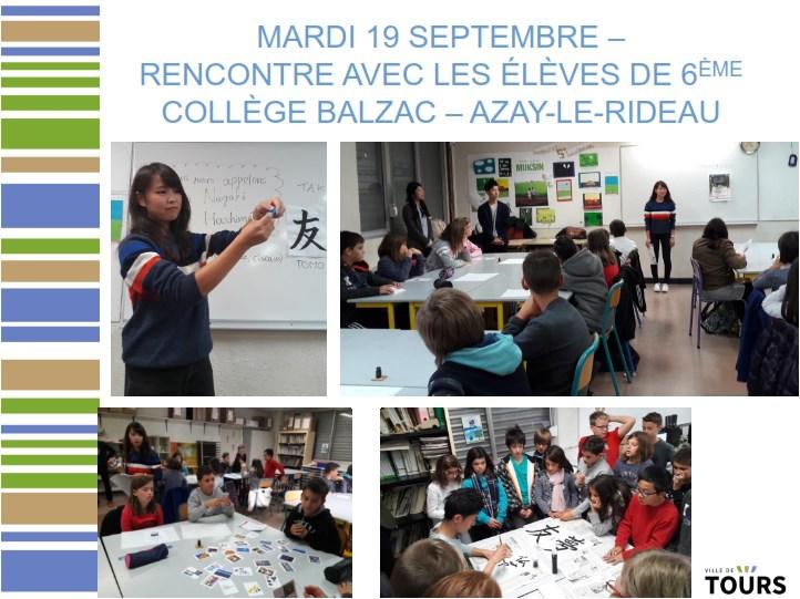 Collège Honoré de Balzac d\'Azay-Le-Rideau [site académique] - 2017 ...